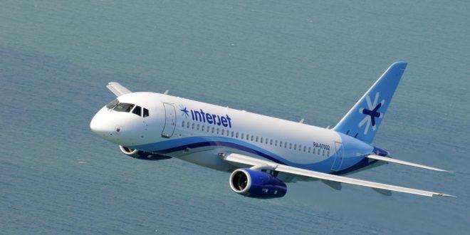 Ofertará Interjet 25% de asientos en 2018