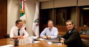 Meade representa la certidumbre de que México puede crecer: Nuño
