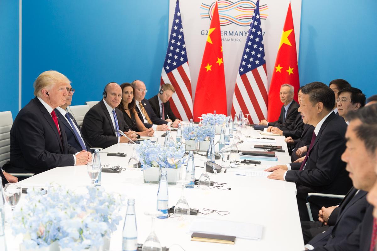 China, Trump