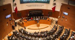 Senado aprueba revocación de mandato y consultas populares