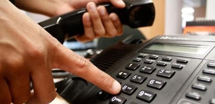 ¿La telefonía fija está obsoleta?