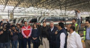 Línea 3 del Tren Ligero de Guadalajara, con avance de 92%
