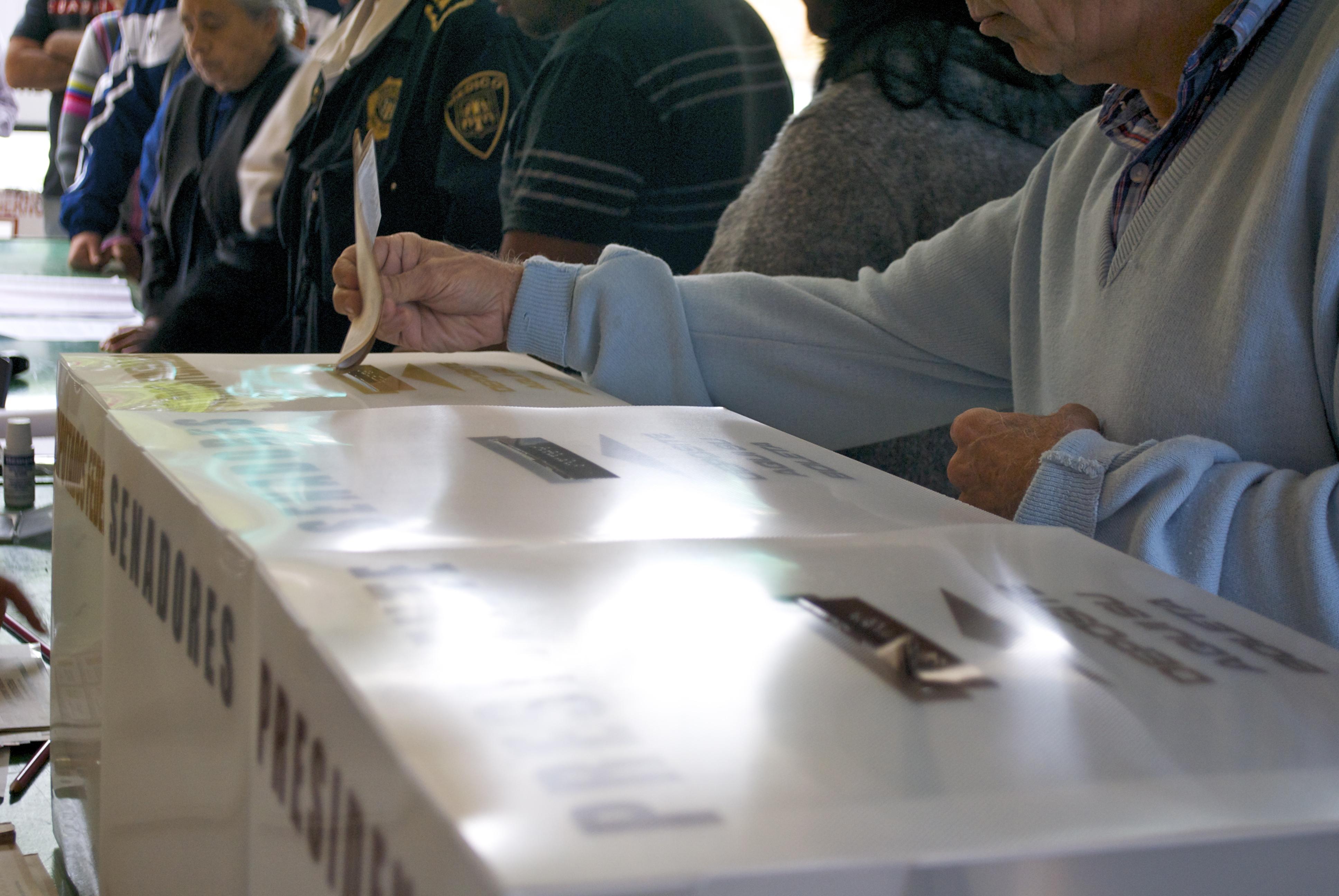 elecciones, jornada electoral, México