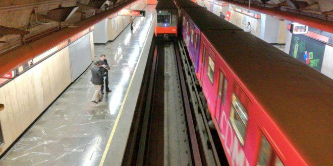 ¡Por fin! Habilita AT&T Internet en la Línea 7 del Metro, tacubaya