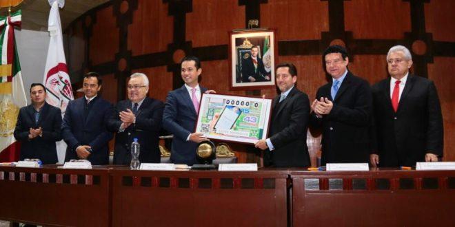 Realiza IMSS sorteo conmemorativo por su 75 aniversario