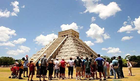 VisitMéxico, turistas internacionales, Pronostica CNET llegada de 43 millones de turistas en 2018