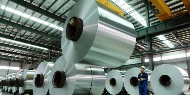 Impone Estados Unidos tarifas de 31% a acero estructural mexicano