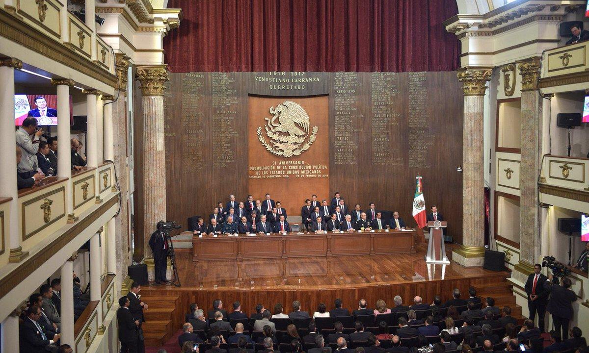 Destaca gobernador de SLP la fortaleza democrática de México