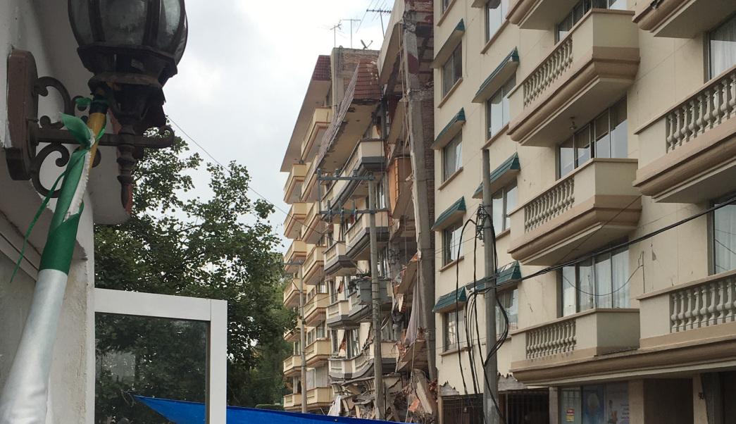 Edificio de Coquimbo 911 será el primero en reconstruirse tras sismo