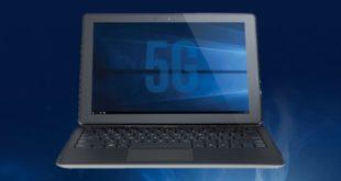 Intel desarrolla computadoras portátiles con tecnología 5G