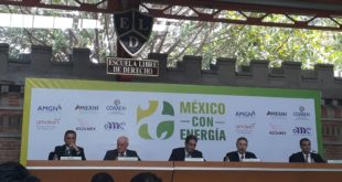 Asociaciones energéticas lanzan campaña México con Energía