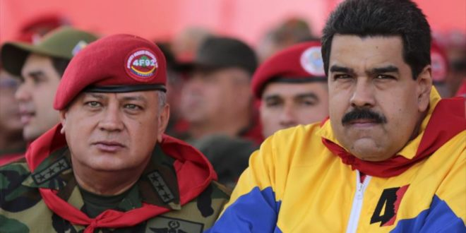 Maduro es reelegido como presidente de Venezuela