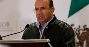 Navarrete se reúne con representante de congresos locales por tema de seguridad