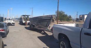 Profepa asegura 3 embarcaciones usadas para pesca ilegal