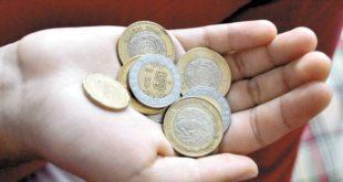 Analizarán posible aumento al salario mínimo en marzo