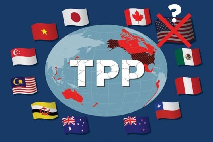 Firma del TPP será el 8 de marzo en Santiago de Chile