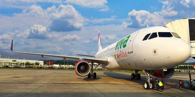 Viva Aerobus anuncia ruta Monterrey-Durango