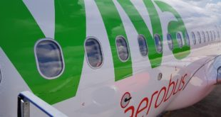 Viva Aerobus alcanza acuerdo laboral con sobrecargos