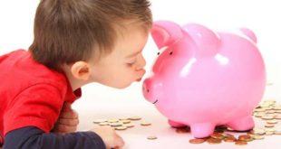 ahorro para niños