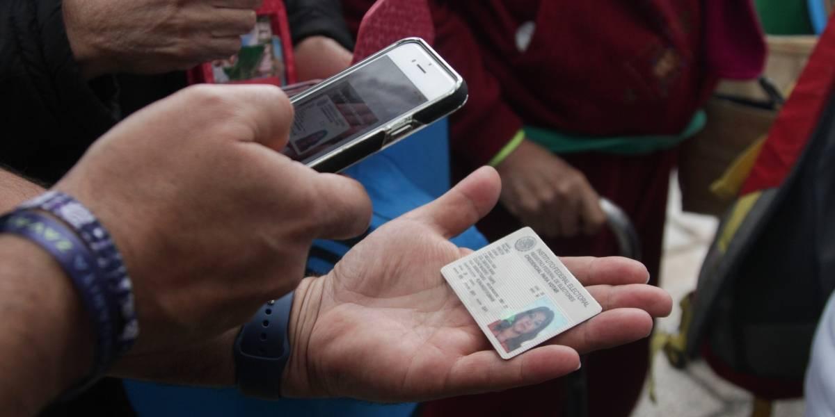 Independientes a la presidencia tuvieron irregularidades en 10% de firmas: INE