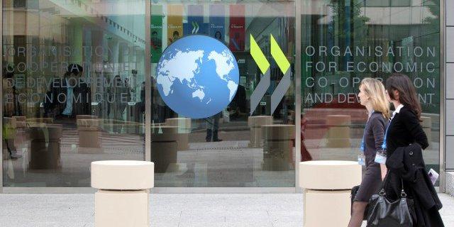 Desacelera a 0.5% PIB de la OCDE en 2T19, crecimiento, crisis