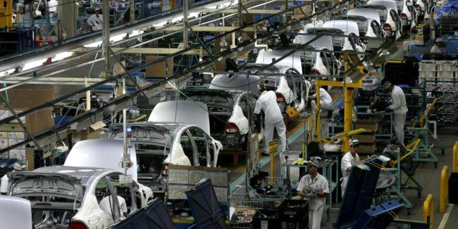 Se cierra brecha en producción de coches al primer semestre entre 2018 y 2019