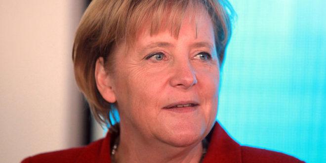 Alemania apoyará represalias contra Estados Unidos por aranceles: Merkel