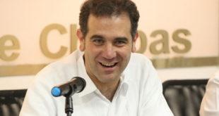 El INE está listo para las elecciones del 1 de julio, asegura Lorenzo Córdova