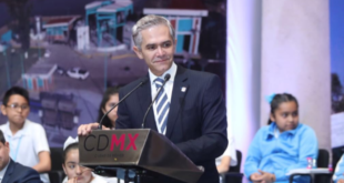 Invierte CDMX más de 14 mil mdp en infraestructura del sistema de aguas