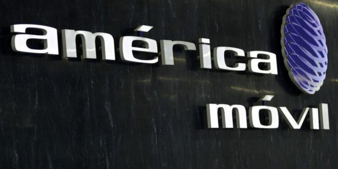 Reporta América Móvil ganancias por 18,631 mdp en tercer trimestre