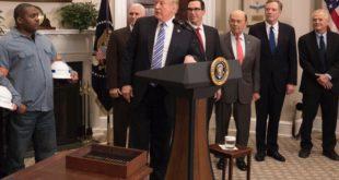 Las razones de Trump para incrementar aranceles