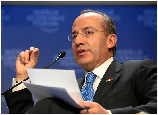 México debe contestar amenazas de Trump sobre aranceles: Calderón