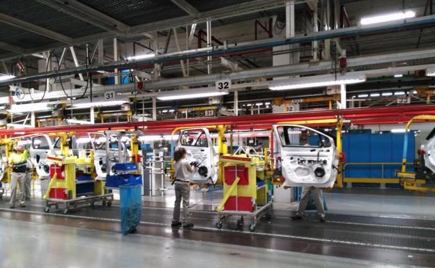 Renault produce vehículos en México por primera vez, vehículos
