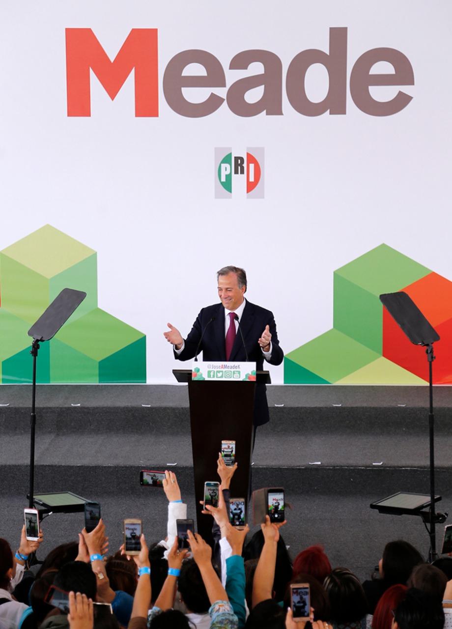 Nuevo Aeropuerto, progreso y no retroceso: Meade