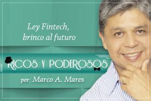 Ley Fintech, brinco al futuro