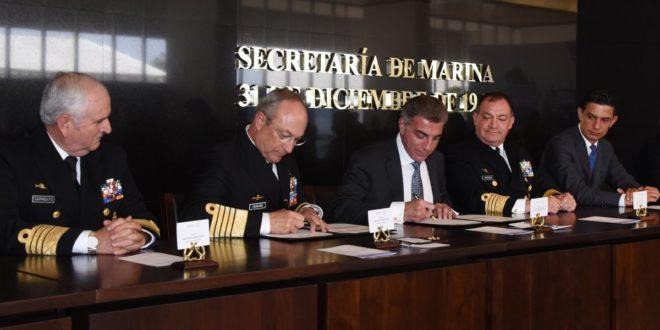 Con inversión de 160 mdp la Semar tendrá instalaciones en Puebla