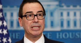 Fase 2 de acuerdo con China no eliminará todos los aranceles, advierte tesorero de EU