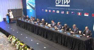 """México firma junto con 10 países el TPP-11 en tiempos de """"proteccionismo"""""""