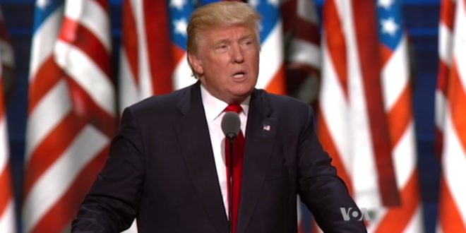 Trump, aranceles