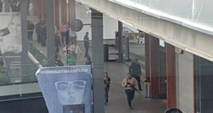 Se registra balacera en plaza comercial Antea en Querétaro