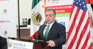La Condusef asesora a mexicanos que viven en EU sobre servicios financieros