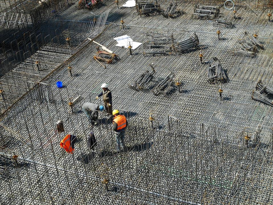 Valor de producción de constructoras registra ligero aumento en enero