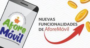 Ahorradores podrán retirar aportaciones voluntarias a través de AforeMóvil