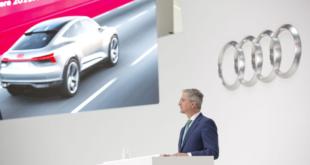 Audi se recupera del 'dieselgate' y consigue sólidos resultados en 2017