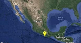 Se activan protocolos de revisión en la CDMX tras sismo de magnitud 5.3