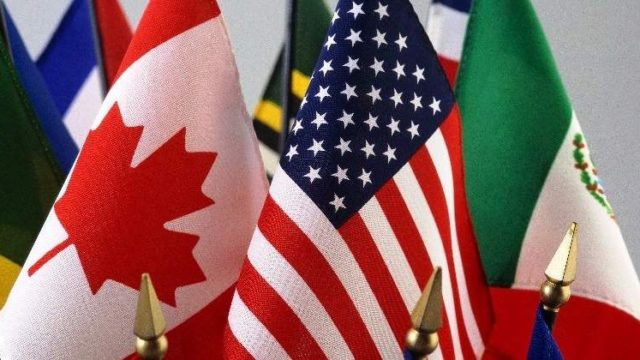 México y EU evalúan estatus del proceso de negociación del TLCAN