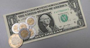 Peso se deprecia 0.27% ante mayor riesgo percibido por guerra comercial