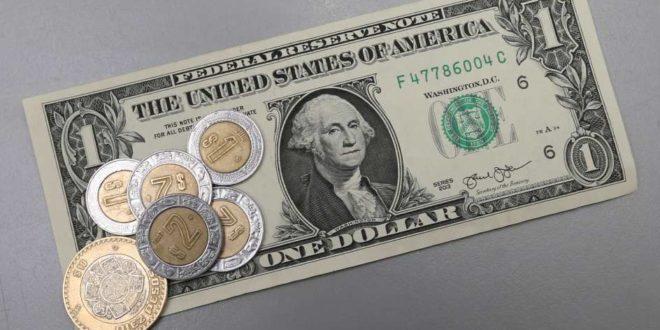 El dólar se dispara en $19.74 en bancos