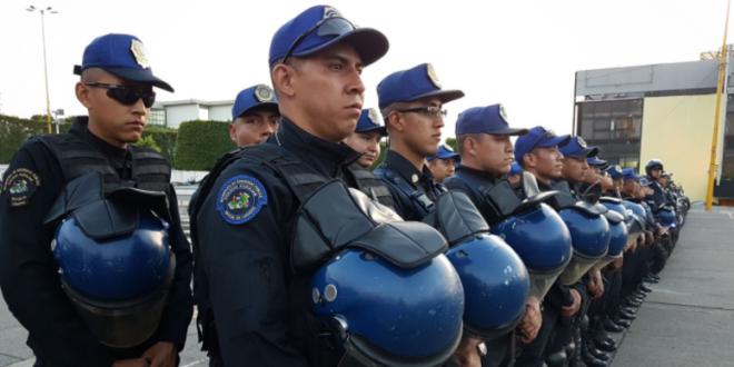Casi 5 mil elementos arrancan operativo de seguridad en CDMX para fiestas patrias