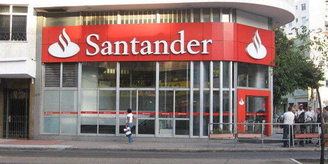 Aumenta 2.5% beneficio de Santander en México en primer semestre